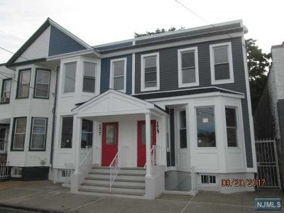 Newark NJ Single Family Home For Sale: $229,000