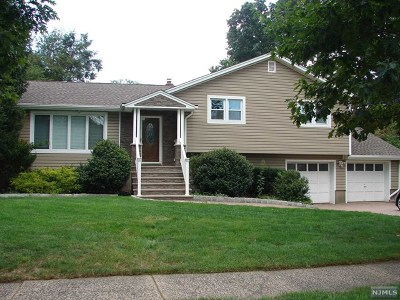 Paramus Single Family Home For Sale: 706 Chimes Road