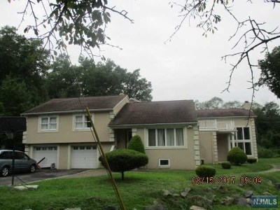 Cresskill Single Family Home For Sale: 497 Piermont Road
