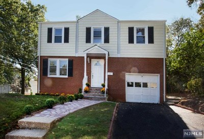Teaneck Single Family Home For Sale: 180 Lindbergh Boulevard