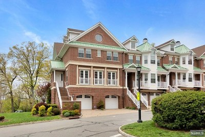 Tenafly Condo/Townhouse For Sale: 100 Heights Lane