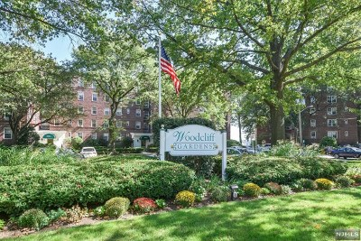 North Bergen Condo/Townhouse For Sale: 8650 Boulevard East #1e