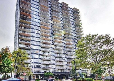 West New York Condo/Townhouse For Sale: 6050 Boulevard East #12a