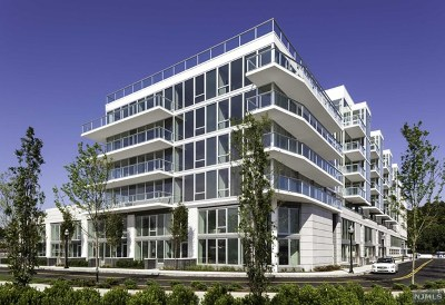 Weehawken Condo/Townhouse For Sale: 1000 Ave At Port Imperial #310