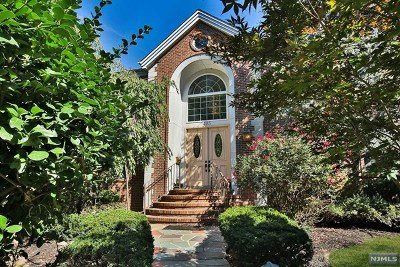 Englewood Cliffs Single Family Home For Sale: 495 Summit Street
