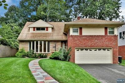 Teaneck Single Family Home For Sale: 514 Rutland Avenue