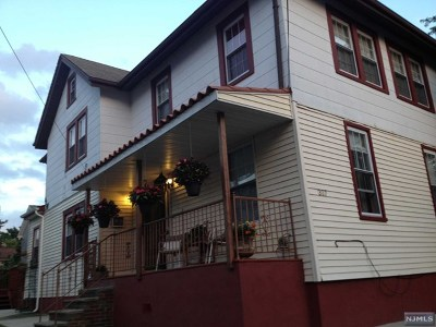 Bogota Multi Family 2-4 For Sale: 307 1st Place