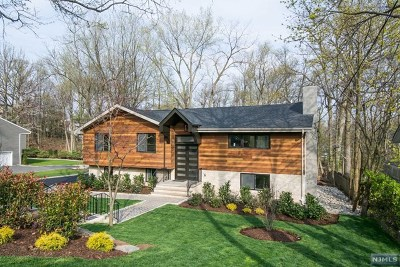 Englewood Cliffs Single Family Home For Sale: 655 Floyd Street