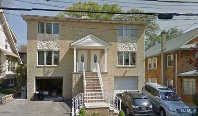 Cliffside Park Condo/Townhouse For Sale: 233 Clark Terrace