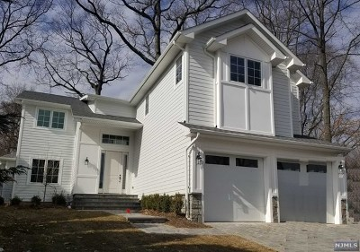 Tenafly Single Family Home For Sale: 225 Jefferson Avenue