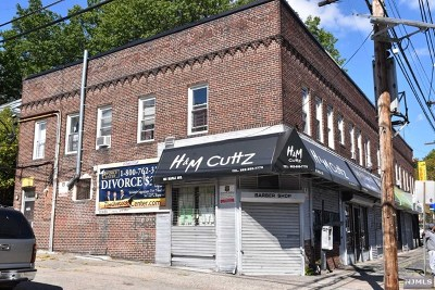Newark NJ Commercial For Sale: $950,000