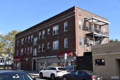Newark NJ Commercial For Sale: $1,800,000