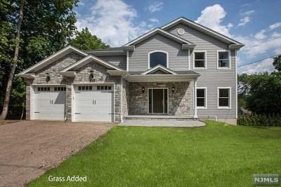 Park Ridge Single Family Home For Sale: 155 Pascack Road