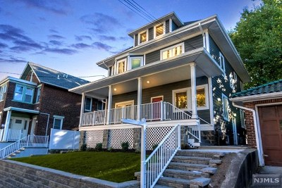 North Bergen Single Family Home For Sale: 19 78th Street