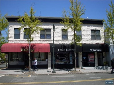 Tenafly Commercial For Sale: 29-31 A Washington Street
