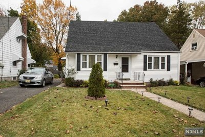Teaneck Single Family Home For Sale: 179 Liberty Road