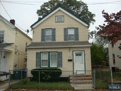 Englewood Single Family Home For Sale: 144 West Street