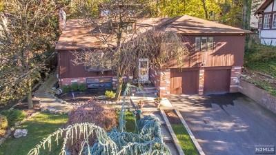 Leonia Single Family Home For Sale: 119 Paulin Boulevard