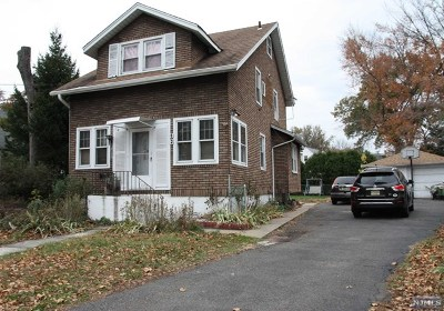 Maywood Single Family Home For Sale: 96 Maywood Avenue