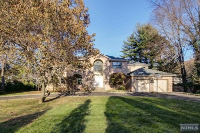 Tenafly Single Family Home For Sale: 59 Bliss Avenue