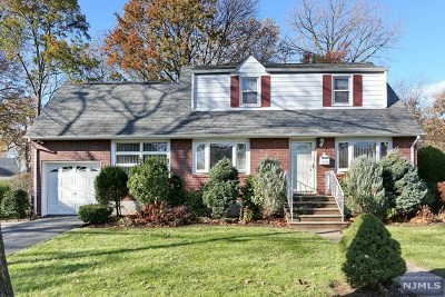 Teaneck Single Family Home For Sale: 189 Munn Avenue