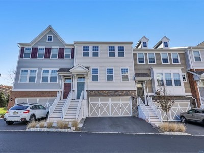 Cresskill Condo/Townhouse For Sale: 102 Orchard Terrace #102