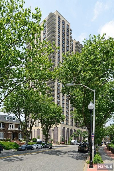 North Bergen Condo/Townhouse For Sale: 7855 Boulevard East #14-F