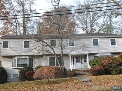 Cresskill Single Family Home For Sale: 169 Hillside Avenue