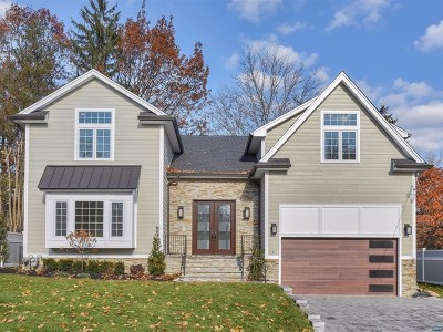 Tenafly Single Family Home For Sale: 161 Newcomb Road