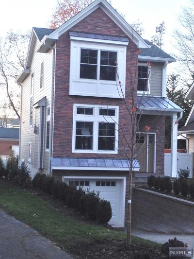 Tenafly Single Family Home For Sale: 9 Valley Place