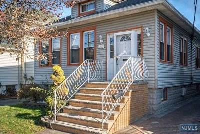 North Bergen Single Family Home For Sale: 8214 5th Avenue