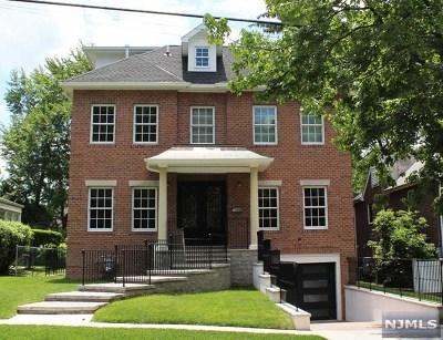 Teaneck Single Family Home For Sale: 602 Maitland Avenue