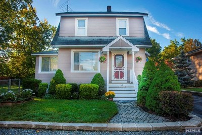 New Milford Single Family Home For Sale: 168 Voorhis Avenue