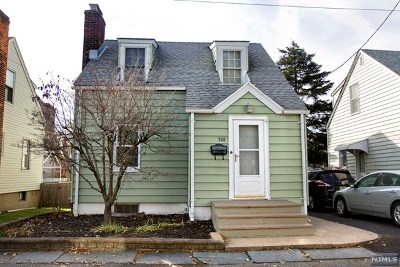 Cliffside Park Single Family Home For Sale: 240 Division Street