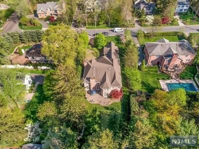 Tenafly Single Family Home For Sale: 87 Park Street