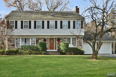 Cresskill Single Family Home For Sale: 135 13th Street