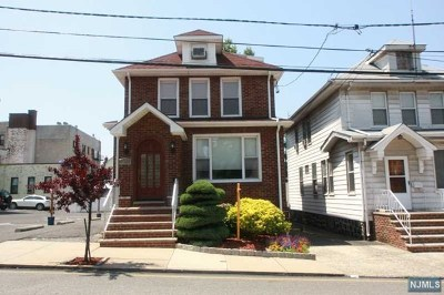 North Bergen Single Family Home For Sale: 1111 84th Street