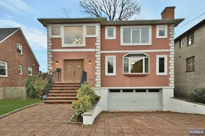 Englewood Cliffs Single Family Home For Sale: 2 6th Street