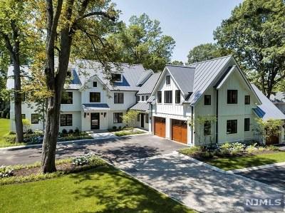 Tenafly Single Family Home For Sale: 232 Hudson Avenue