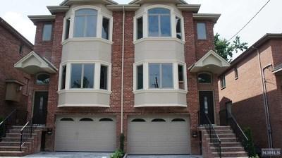 Cliffside Park Condo/Townhouse For Sale: 436a Lawton Avenue