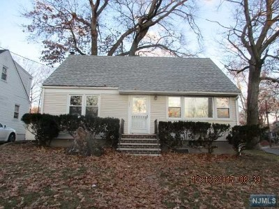 Maywood Single Family Home For Sale: 751 Coles Street