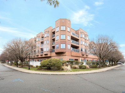 Edgewater Condo/Townhouse For Sale: 502 Penn Court #502