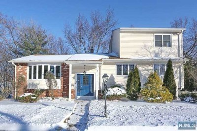 Emerson Single Family Home For Sale: 143 Munsey Road