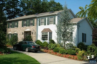 Ridgewood Single Family Home For Sale: 530 West Saddle River Road