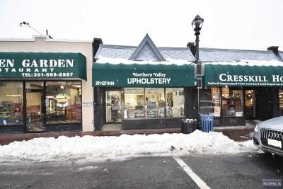 Cresskill Commercial For Sale: 21 Union Avenue