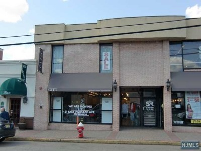 Englewood Commercial For Sale: 16 B South Dean Street