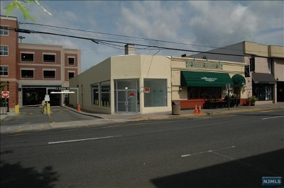 Englewood Commercial For Sale: 18 A South Dean Street
