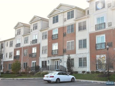 Tenafly Condo/Townhouse For Sale: 4101 Piermont Road #2304