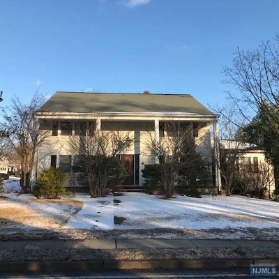 Hillsdale Multi Family 2-4 For Sale: 262-270 Broadway