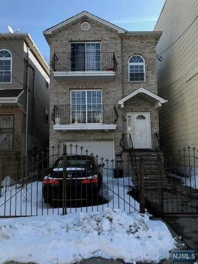 Newark NJ Multi Family 2-4 For Sale: $359,000